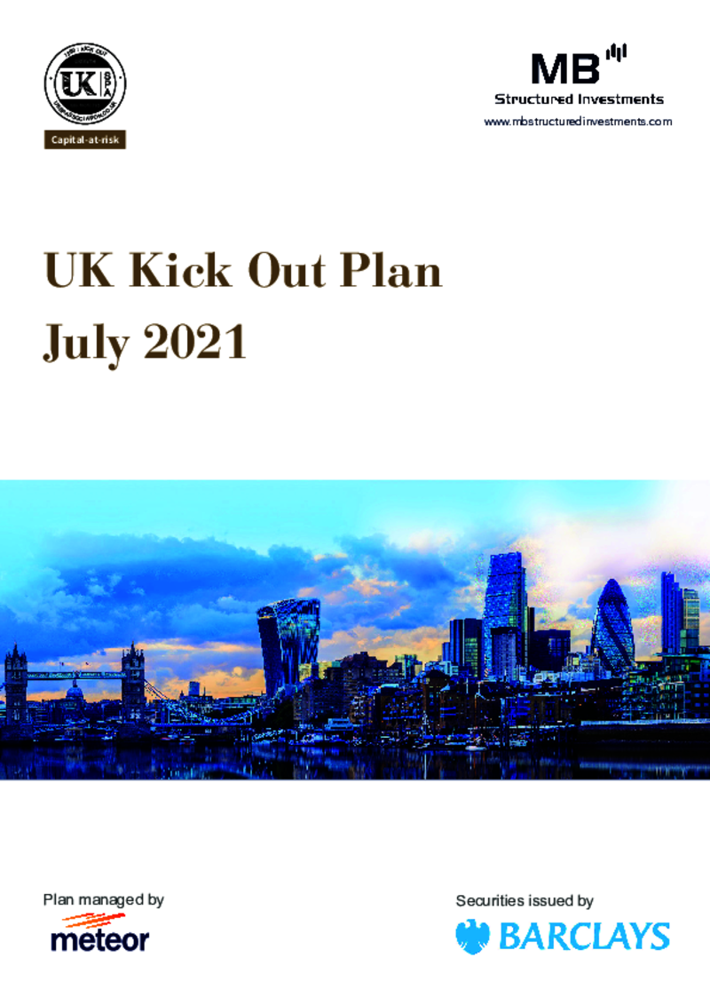 MB Structured Investments UK Kick Out Plan May 2021 (Option 2)