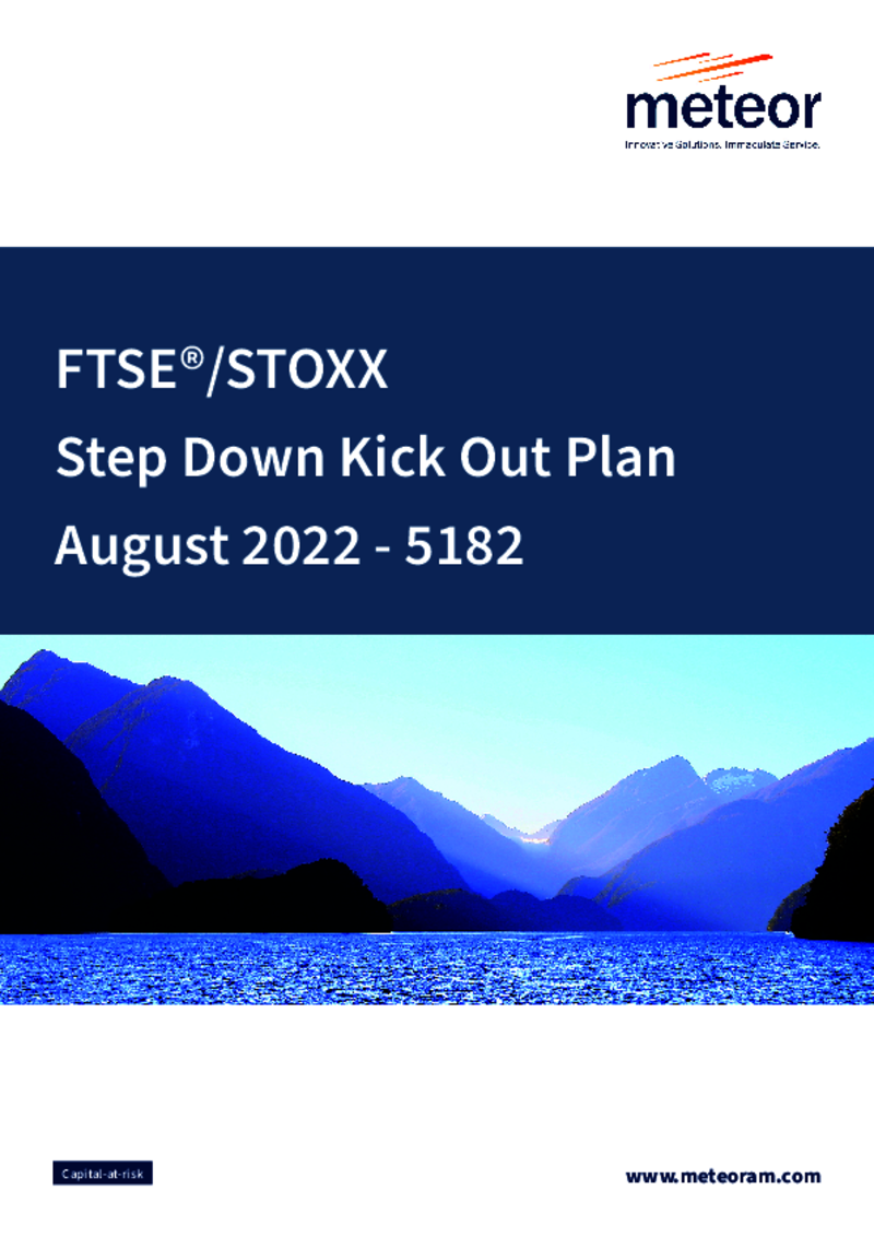 FTSE STOXX Step Down Kick Out Plan May 2021